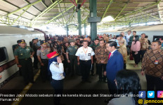 Jokowi Minta Pembangunan Double Track KA Bogor-Sukabumi Segera Dimulai - JPNN.com