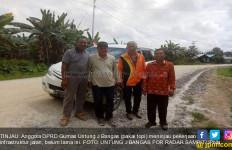 Politikus Demokrat Gunakan Dana Aspirasi untuk Perbaiki Jalan - JPNN.com