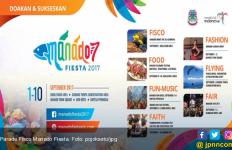 1.000 Personel Kawal Parade Fisco Manado Fiesta - JPNN.com