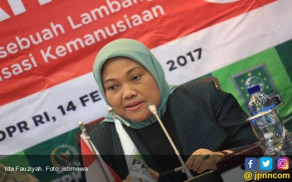 Konon Ada Empat Sampai Lima Kursi Menteri Untuk PKB, Satu Buat Ida Fauziyah? - JPNN.com