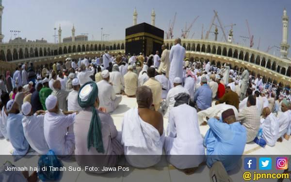 Daftar Haji Sekarang, Baru Bisa Berangkat 24 Tahun Lagi - JPNN.com