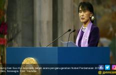 Tak Sebut Rohingya, Ini Kata Suu Kyi Soal Krisis di Rakhine - JPNN.com