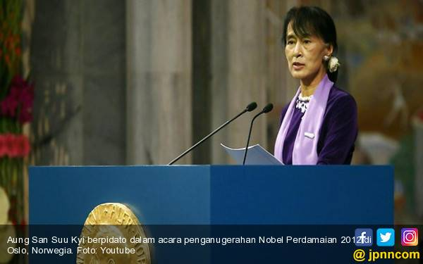 Suu Kyi Didesak Bebaskan Jurnalis Pengungkap Genosida - JPNN.com