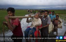 Sungguh Tega, Bangladesh akan Kirim Lagi 1.000 Warga Rohingya ke Pulau Terpencil - JPNN.com