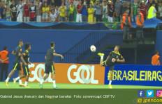 Lihat! Aksi Spektakuler Neymar dan Jesus Hibur 55.000 Penonton - JPNN.com
