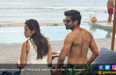 Jessica Iskandar Liburan Bareng Vishal Singh ke Bali, Rekayasa Lagi? - JPNN.com