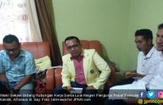 Pemuda Katolik: DK PBB Harus Memberi Sanksi Berat ke Myanmar - JPNN.com