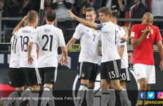 Sadis! Jerman Bantai Norwegia Setengah Lusin Gol - JPNN.com