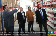 Perluas Pasar, Asian Paints Buka Pabrik Pertama di Indonesia - JPNN.com