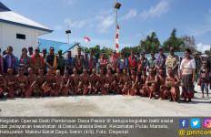Operasi Bakti Pembinaan Desa Pesisir Digelar di Pulau Marsela - JPNN.com