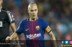 Andres Iniesta Bantah Sudah Perpanjang Kontrak di Barcelona - JPNN.com