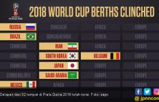 Ini 8 Negara yang Sudah Dapat Tiket Piala Dunia 2018 - JPNN.com
