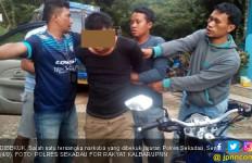 Polisi Ringkus 4 Pengedar Sabu-Sabu Lintas Kabupaten - JPNN.com
