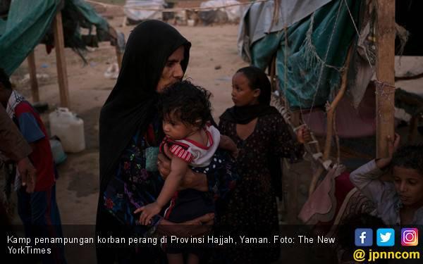 18 Juta Warga Yaman Kelaparan, Obat-obatan Pun tak Ada - JPNN.com