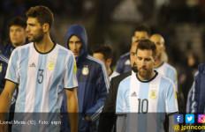 Lionel Messi Terancam Nonton Piala Dunia dari TV - JPNN.com