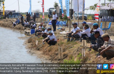 Dislambair Koarmatim Juara Pertama Lomba Mancing Mania - JPNN.com