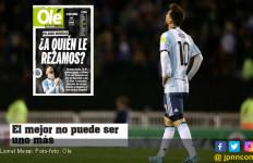 Kepada Siapa Lionel Messi Berdoa - JPNN.com