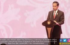 Jokowi Terima Surat Kepercayaan 9 Dubes LBBP untuk Indonesia - JPNN.com