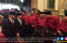 Jokowi-JK Saksi Pernikahan Putri OSO - JPNN.com