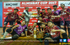 Syakira Juara Baru Almisbat Futsal Cup Piala Kemerdekaan - JPNN.com