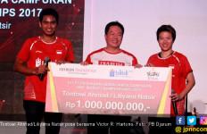 Djarum Kucurkan Bonus Rp 1 Miliar Buat Owi dan Butet - JPNN.com