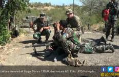 Sniper Indonesia dan AS Saling Unjuk Aksi Menembak - JPNN.com