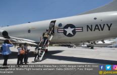 Pesawat Patroli Maritim AS Gelar Media Flight di Laut Jawa - JPNN.com