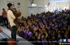 BNPB Mengajar, Beri Peringatan Sadar Bencana - JPNN.com