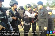 Satu Kompi Brimob ke Papua: Berangkat 100, Pulang Juga 100 - JPNN.com