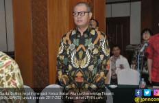 Saidu Solihin Terpilih jadi Ketua IKAUSAKTI 2017-2021 - JPNN.com