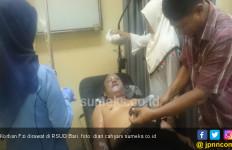 Tragis… Suami Disiram Air Panas saat Tidur, Begini Jadinya - JPNN.com