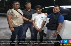 Polisi Bekuk Pelaku Curanmor dengan Pancingan Istri - JPNN.com