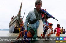 Buka Pintu untuk Pengungsi Rohingya, Indonesia Dipuji PBB - JPNN.com