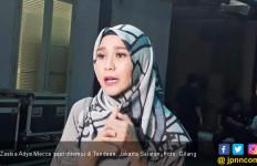 Kerap Ditegur Karena Bawa Bayinya Jalan-jalan, Zaskia Mecca Merespons Begini - JPNN.com