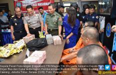 TNI Ungkap Peredaran Narkoba Berskala Internasional - JPNN.com