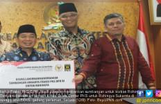 Anggota FPKS DPR Potong Gaji untuk Bantu Korban Rohingya - JPNN.com