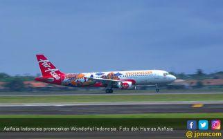 Mulai 1 April, AirAsia Indonesia Setop Seluruh Penerbangannya