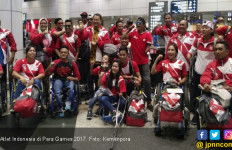Wow! Indonesia Hampir Pasti Juara Umum APG 2017 - JPNN.com