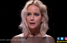 AS Diserbu Badai, Jennifer Lawrence Salahkan Donald Trump - JPNN.com