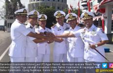 Tiga Jabatan Komandan Unsur Satkor Armatim Diserahterimakan - JPNN.com