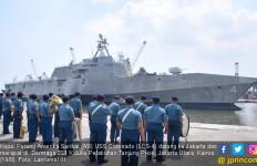 Kapal Perang AS USS Coronado Tiba di Jakarta, ini Tujuannya - JPNN.com