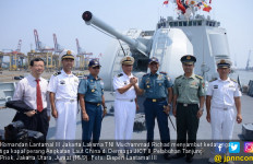 Tiga Kapal Perang Tiongkok Bersandar Lima Hari di Jakarta - JPNN.com