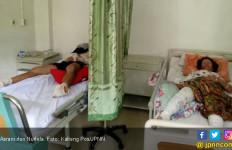 Anak Ngelem, Ayah dan Ibu Luka Bakar Parah - JPNN.com