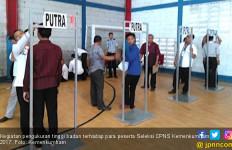 Ini Rangkaian Tes CPNS Kemenkumham Jenjang SLTA - JPNN.com