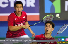 Fantastis! Marcus/Kevin Catat Final Superseries ke-8 di 2017 - JPNN.com