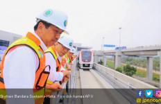Oktober, Skytrain Akan Layani Seluruh Terminal di Soetta - JPNN.com