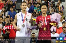 Jojo dan Ginting Pikul Beban Berat di Indonesia Open 2019 - JPNN.com