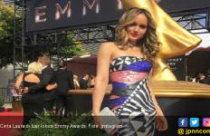 Wow! Cinta Laura Gandeng Aktor Hollywood di Emmy Awards - JPNN.com