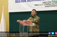 Soedarmo: Kualitas Pemilu Bagian Proses Penguatan Demokrasi - JPNN.com
