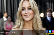 Jennifer Lawrence Gelar Pesta Pertunangan - JPNN.com